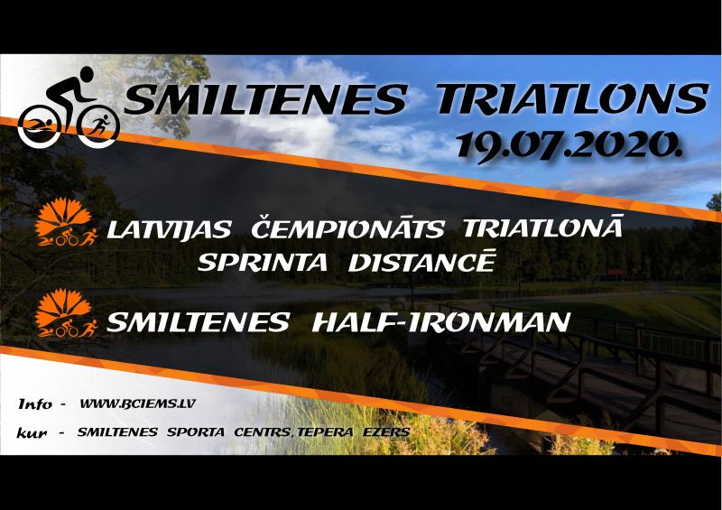 Smiltenes triatlons 2020